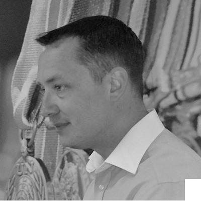 Headshot of Gavin Lumsden, Training Facilitator