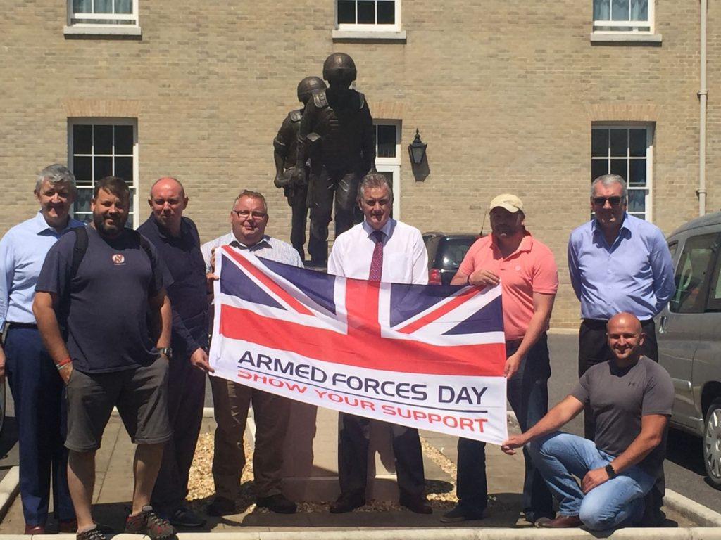 Armed Forces Day - Help For Heroes