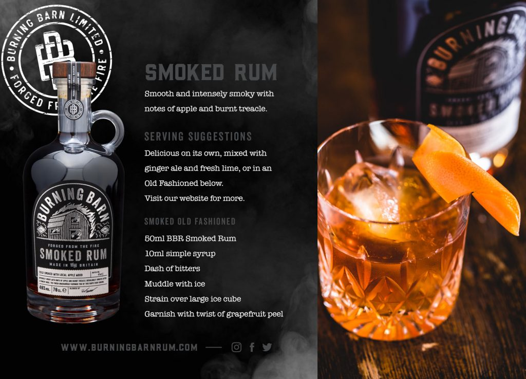 The Burning Barn Rum