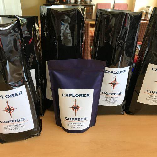 Explorer Coffees