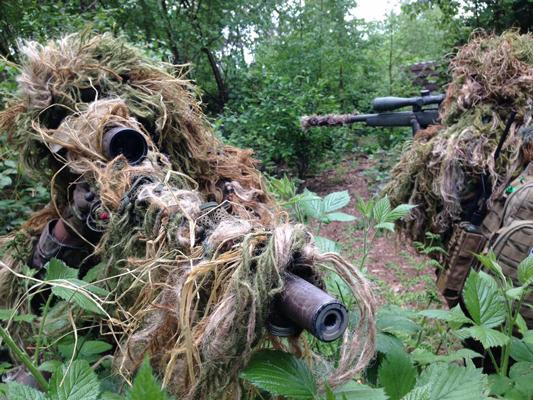 ex-military sniper activity centre