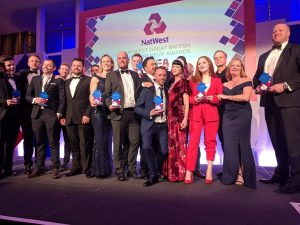 2018 NatWest Great British Entrepreneur Awards Wales & South West winners