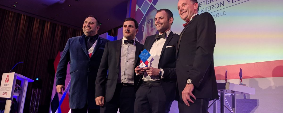 NatWest Great British Entrepreneur Award win for XFE Beneficiaries