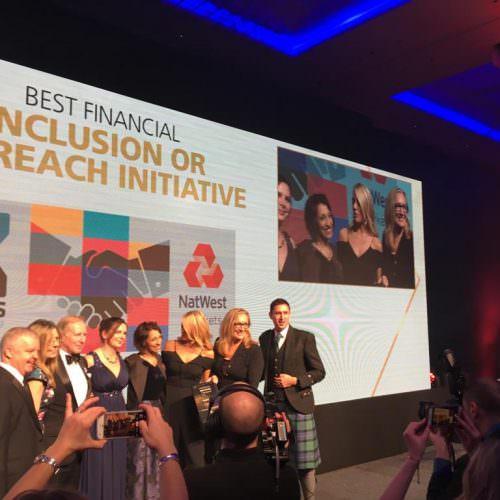 Award Recognition for Forces Widows Programme - X-Forces Enterprise