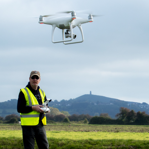 Ex-Army Entrepreneur Takes Off in Drone Industry - X-Forces Enterprise