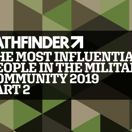 Military's Most Influential People