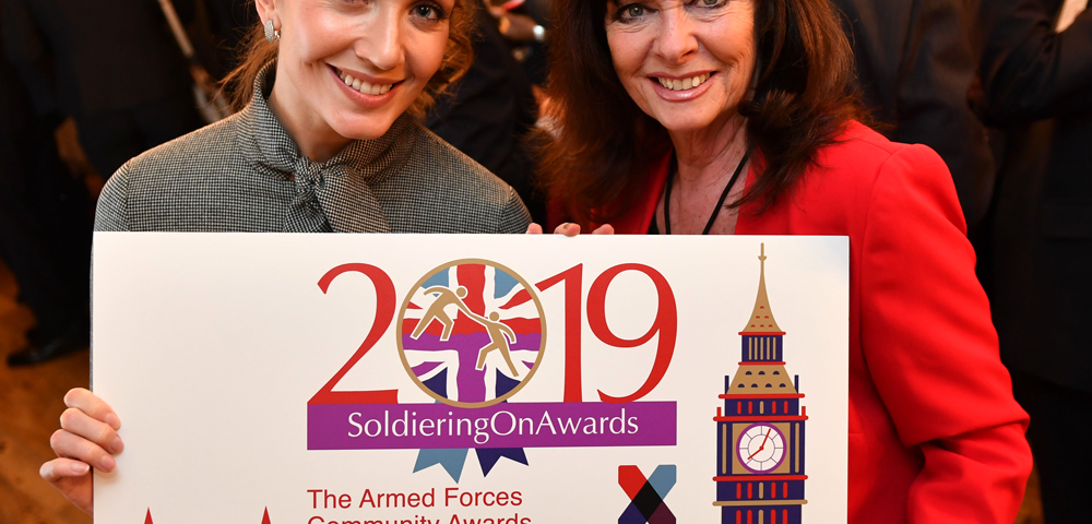 Soldiering On Awards Finalists