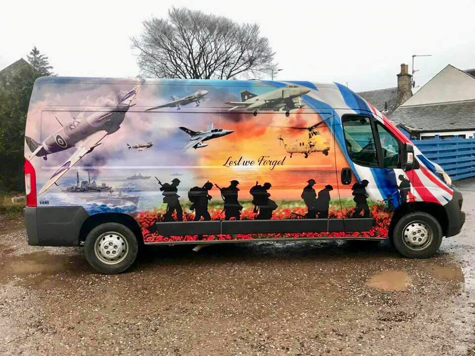Forces Veteran Courier Service