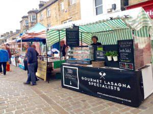 Lasagnes on the Road Street Food Business