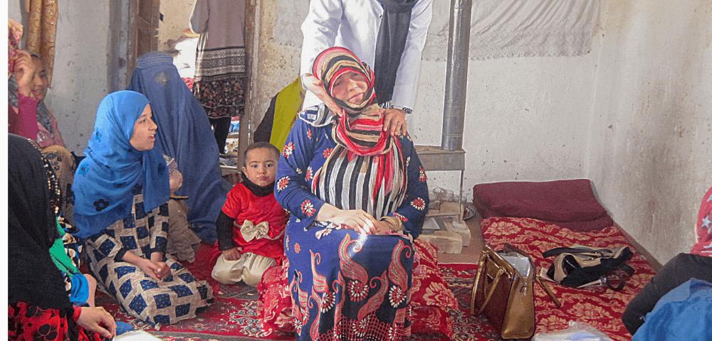 Afghan Rug Shop