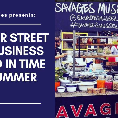 Street Food Business