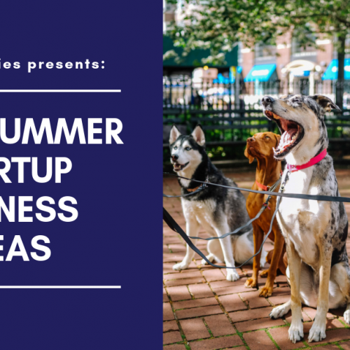 Top 3 Summer Startup Business Ideas