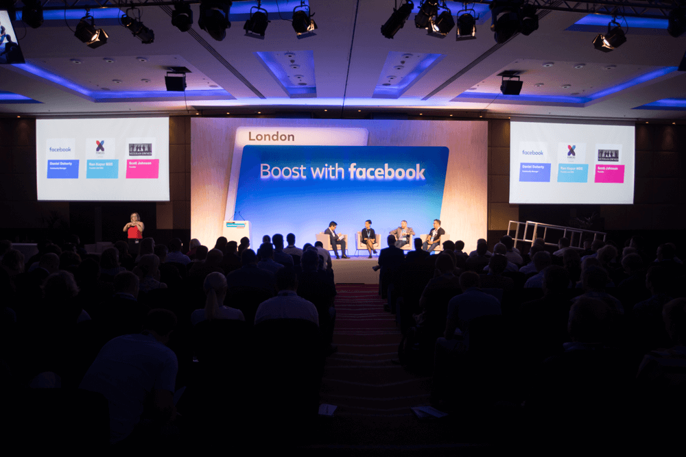 Facebook Gives Boost to Forces Business Owners - X-Forces Enterprise