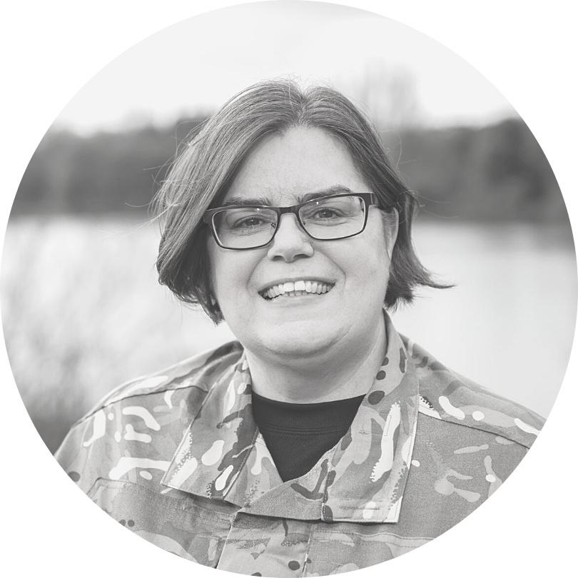 Leona Barr Jones - XEF Ambassador