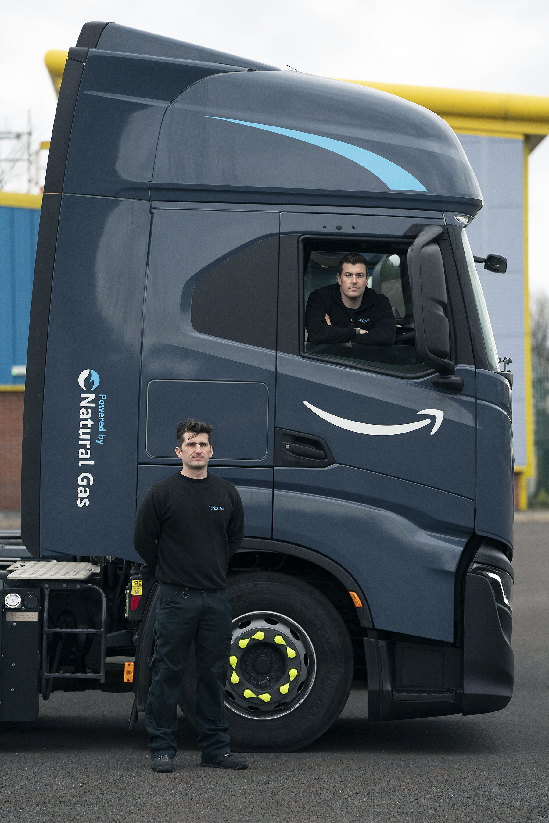 Former Military joins Amazon Delivery Service Partner Program